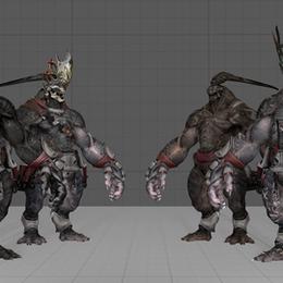 Amalj'aa Beastmen (FFXIV)