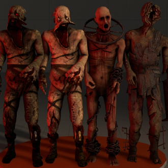 Thumbnail image for Amnesia monsters