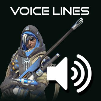Thumbnail image for [OW] Ana Voice Lines