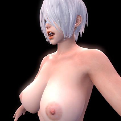 Thumbnail image for Angel Nude - KOF(King of Fighters)