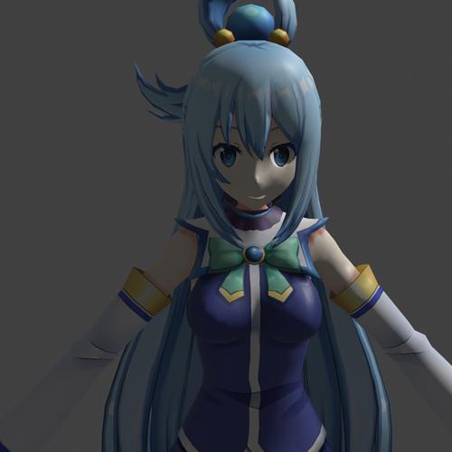 Thumbnail image for Aqua-Konosuba