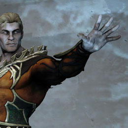 Aqua Man (Injustice: Gods Among Us)