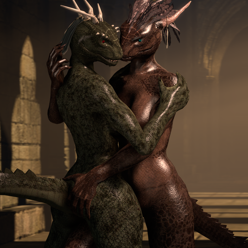 Thumbnail image for Alternative Argonian Textures