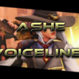 Overwatch - Ashe voicelines