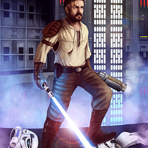 Thumbnail image for Kyle Katarn Sounds & Dialogue (Star Wars: Jedi Knight)