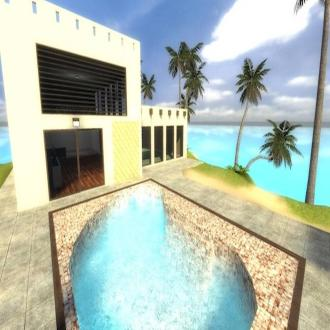 Thumbnail image for Beach House Island - Scenery Map (ported)