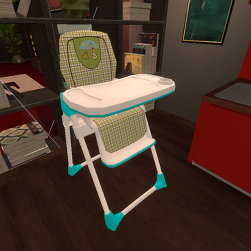 Thumbnail image for baby high chair