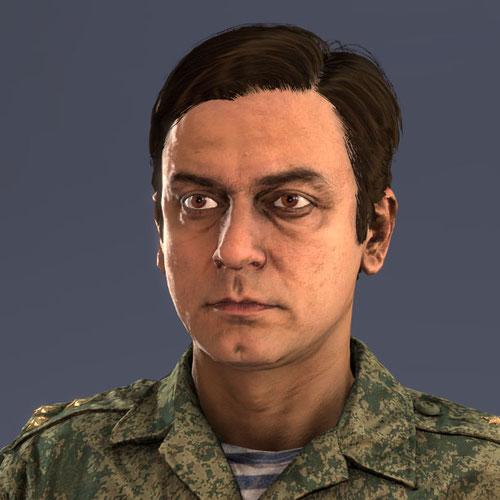 Thumbnail image for [ Call of Duty: Modern Warfare 2019 ] Roman Barkov