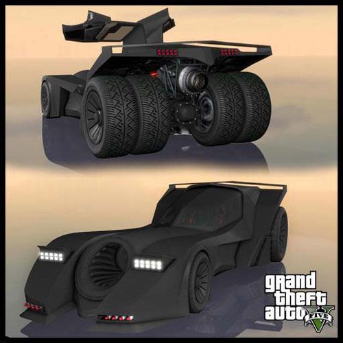 Thumbnail image for Vigilante [GTA Online]