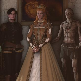 Thumbnail image for The Witcher 3: Blood and Wine models