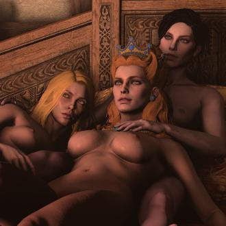 Thumbnail image for The Witcher 3: Blood and Wine Nudes
