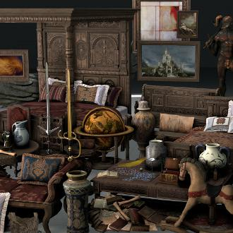Thumbnail image for The Witcher 3: Blood and Wine Prop Pack