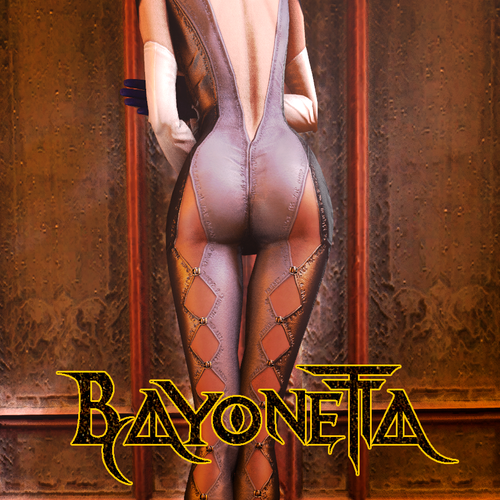 Thumbnail image for Bayonetta Voice Pack