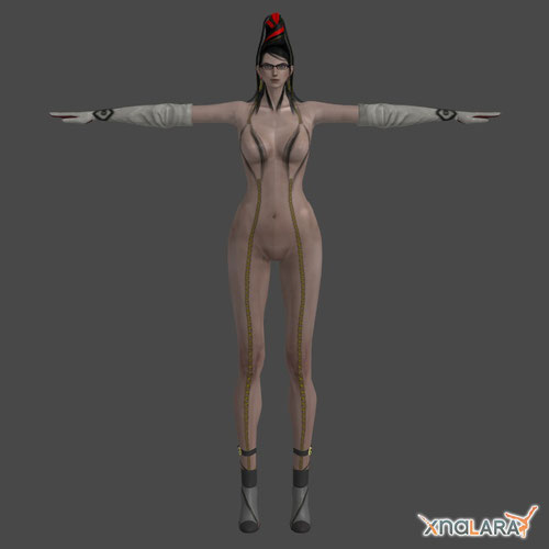 Thumbnail image for Bayonetta Nude