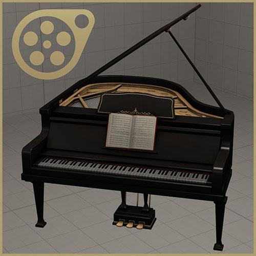 Thumbnail image for Grand piano [Battle Carnival]