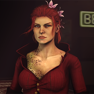 Thumbnail image for Poison Ivy [Arkham Knight]