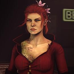 Poison Ivy [Arkham Knight]
