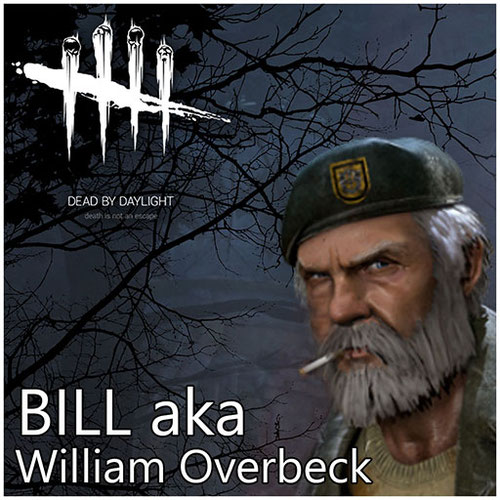 Thumbnail image for William Overbeck [Dead By Daylight]