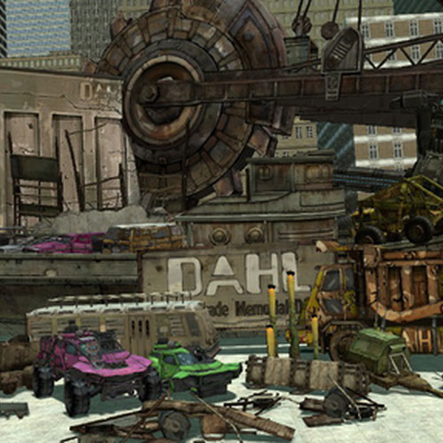 Thumbnail image for Borderlands 2 - Big and Small Prop Pack