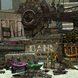 Borderlands 2 - Big and Small Prop Pack
