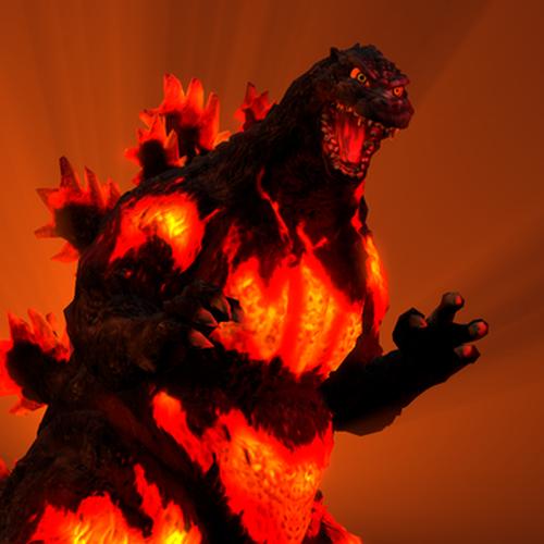 Thumbnail image for Burning Godzilla