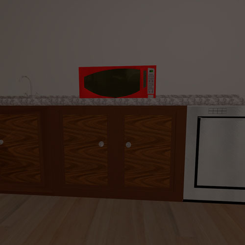 Thumbnail image for A Kitchen Model Set