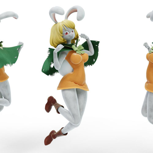 Thumbnail image for Carrot (One Piece)
