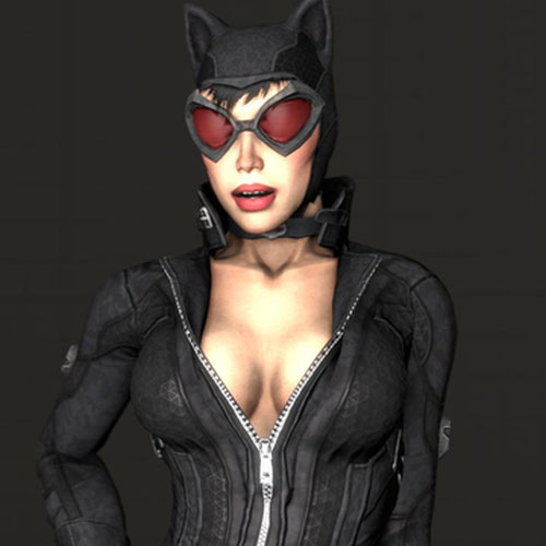 Thumbnail image for Arkham City Catwoman Reupload