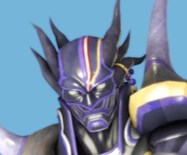 Thumbnail image for Final Fantasy - Cecil Harvey (Dark Knight) + Dark Claw weapon