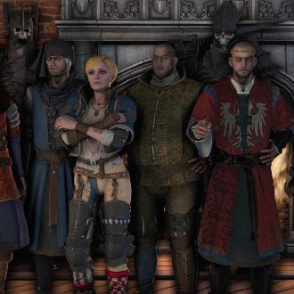 Thumbnail image for The Witcher 3 Character Pack 2
