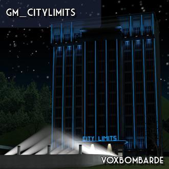 Thumbnail image for [Map] GM_CityLimits_v2