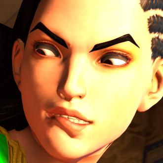 Thumbnail image for Comissair's Laura (Street Fighter V)