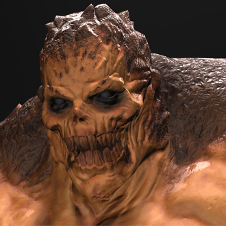 Thumbnail image for Naughty Clayface
