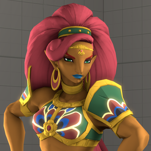 Thumbnail image for Urbosa - Breath of the Wild