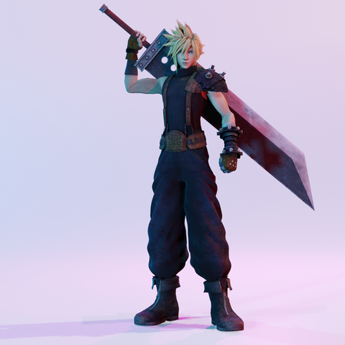 Thumbnail image for Dissidia NT Cloud
