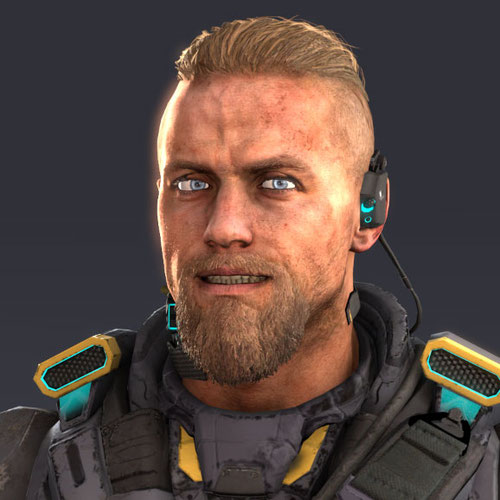 """Thumbnail image for [ Call of Duty: Black Ops 3 ] Donnie """"Ruin"""" Walsh  (Default)"""