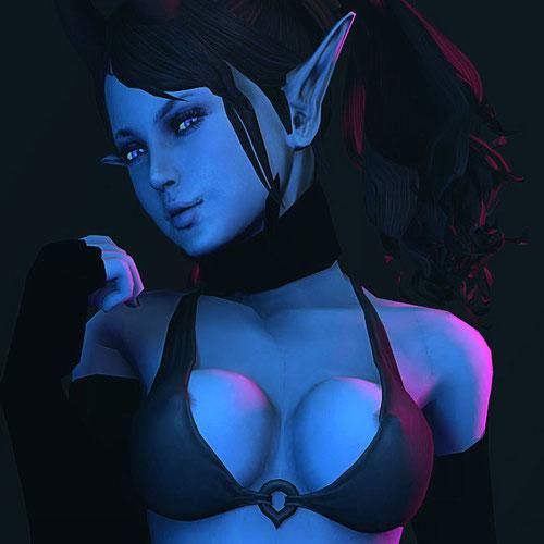 Thumbnail image for Custom Demoness