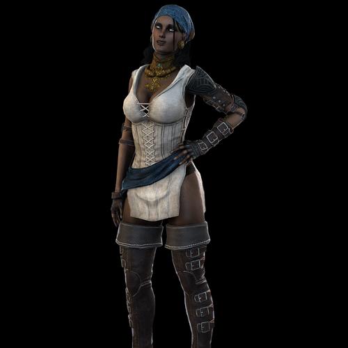 Thumbnail image for Dragon Age 2's Isabela