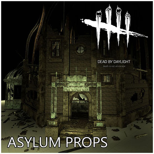 Thumbnail image for Asylum props [Dead By Daylight]
