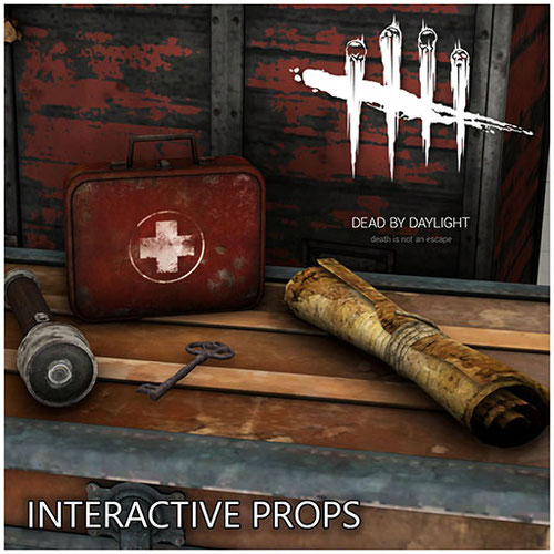 Thumbnail image for Interactive props [Dead By Daylight]