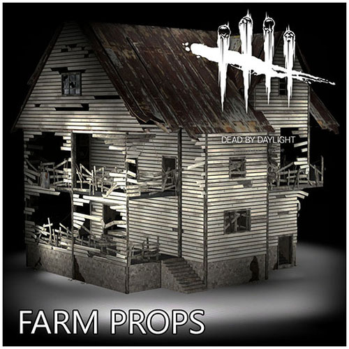Thumbnail image for Farm props [Dead By Daylight]