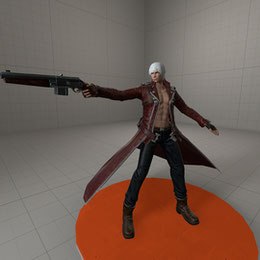Dante (Default) from DMC Pinnacle of Combat