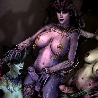 Thumbnail image for SFM - Dragon Age - Desire Demon