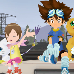Digimon Adventure: DigiDestined pack