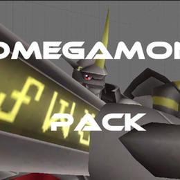 Digimon - Omegamon Pack