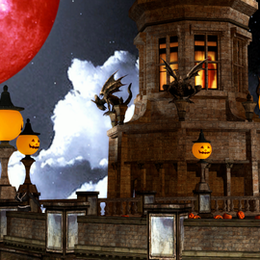 Dead Or Alive Halloween Map