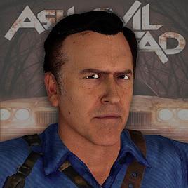 Thumbnail image for Ash Williams [Ash Vs Evil Dead]