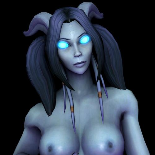 Thumbnail image for World of Warcraft - Female Draenei