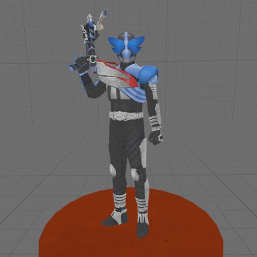 Thumbnail image for Kamen Rider Drake