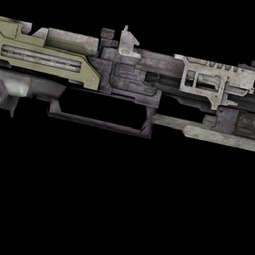 Thumbnail image for Dead Space 3 - Unitologist Weaponry